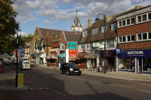 Loughton, High Road, Essex © Stephen McKay